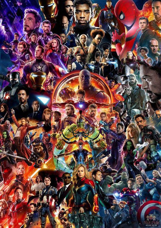 12 Imagens Bonitas de Wallpapers Heróis Marvel para Celular