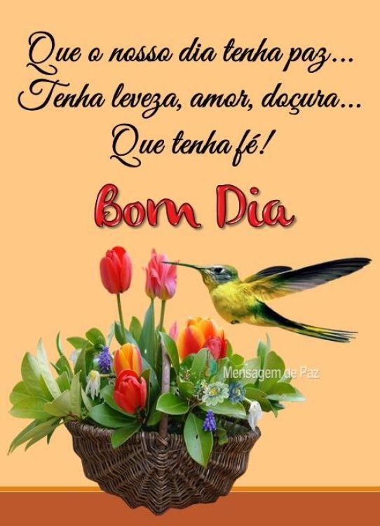 Bom Dia com Deus para Abençoar seu Dia