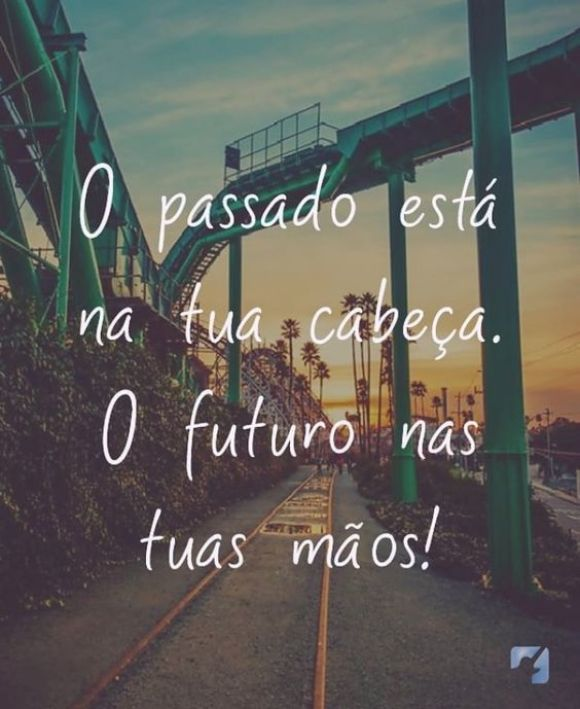 O seu futuro depende de você