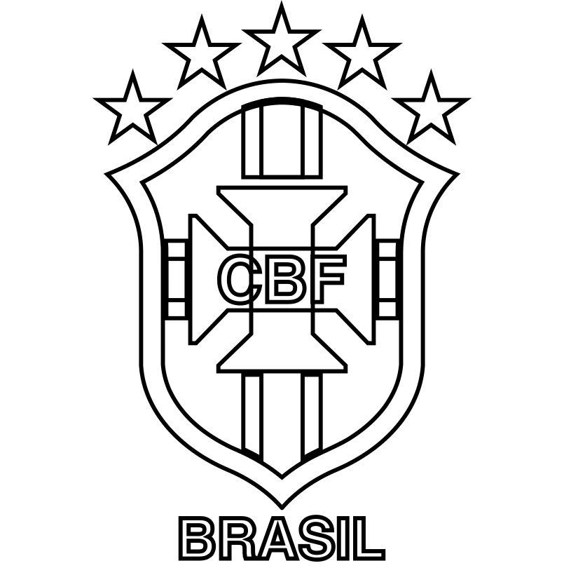 Simbolo Do Flamengo Para Colorir