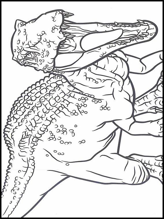 Antes de dar início à sua pintura, descubra algumas curiosidades e ideias sobre o filme que deu origem à quatro sequências: Desenhos para Colorir e Imprimir de Jurassic Park
