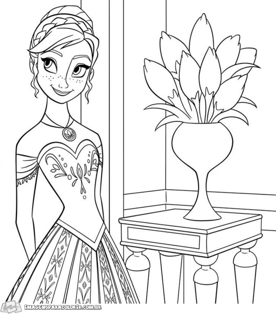Anna e o vaso
