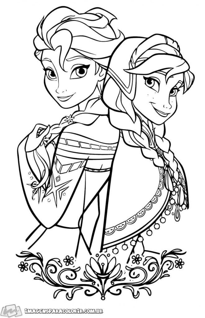 Frozen - Anna e Elsa