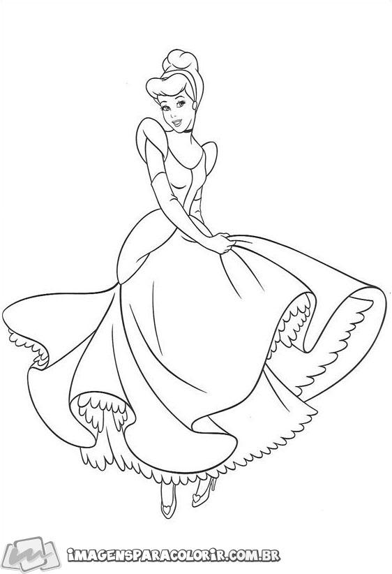 Cinderela atras da porta