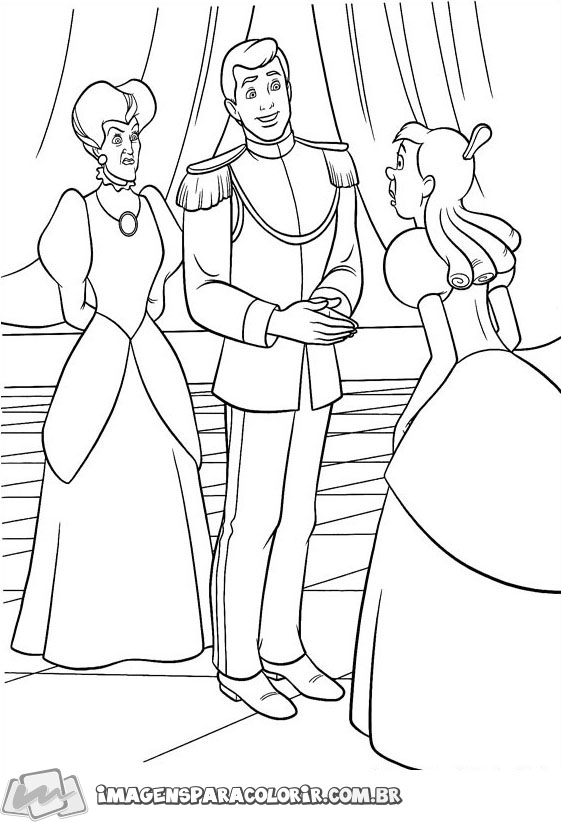 Principe Encantado e irmãs