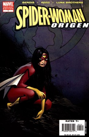 Spider Woman Origin [5/5] Español|MG