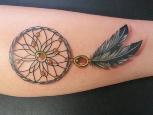 Tatuajes De Atrapasuenos Pequenos Para Hombres