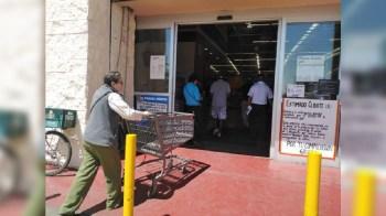 En supermercados endurecen medidas contra el Covid-19