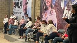 Elecciones Zacatecas 2021: Refrenda Claudia Anaya su compromiso con la salud