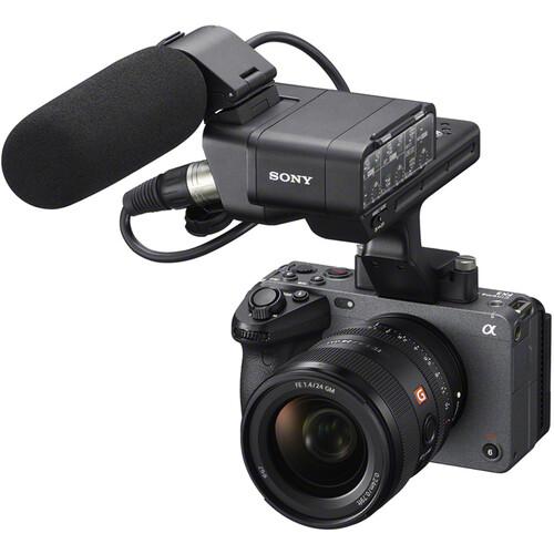 Sony FX3 Full-Frame Cinema Camera Video Production Bundle 14 Items