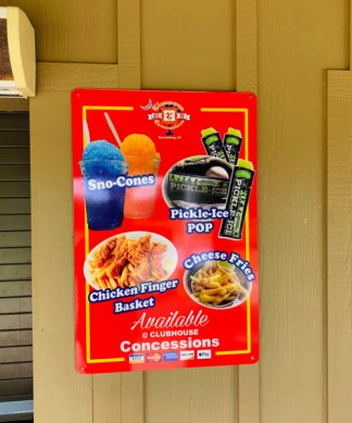 POLYMETAL SIGNS (PERMANENT OUTDOOR)