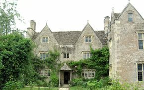 Kelmscott Manor, 'William Morris', Faringdon, Oxfordshire