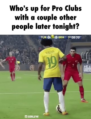 Funny Pro Clubs Names : funny, clubs, names, Proclubs, Memes., Collection, Funny, Pictures, IFunny