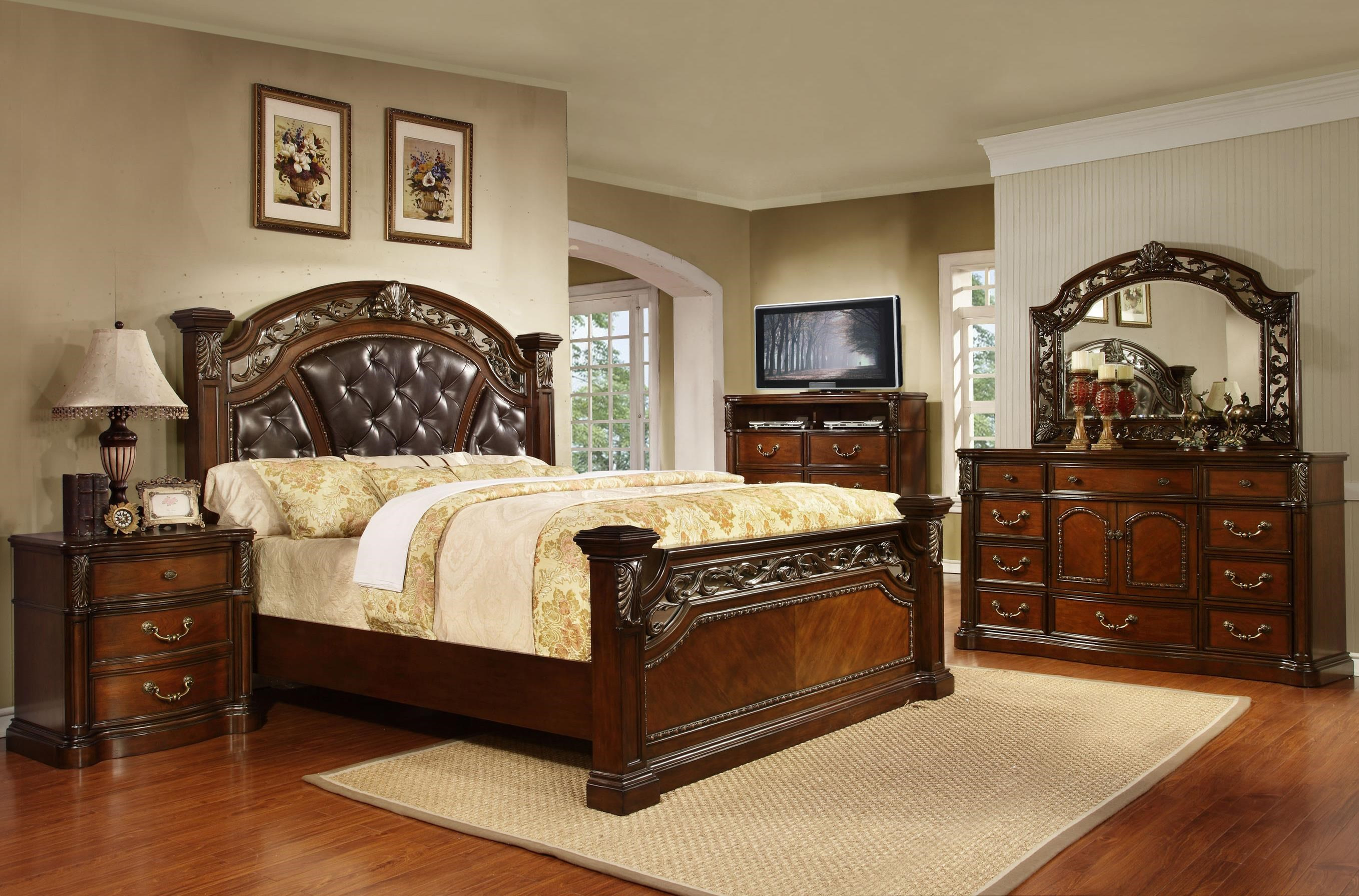 Queen Bedroom Group Vistoso By Avalon Furniture Wilcox