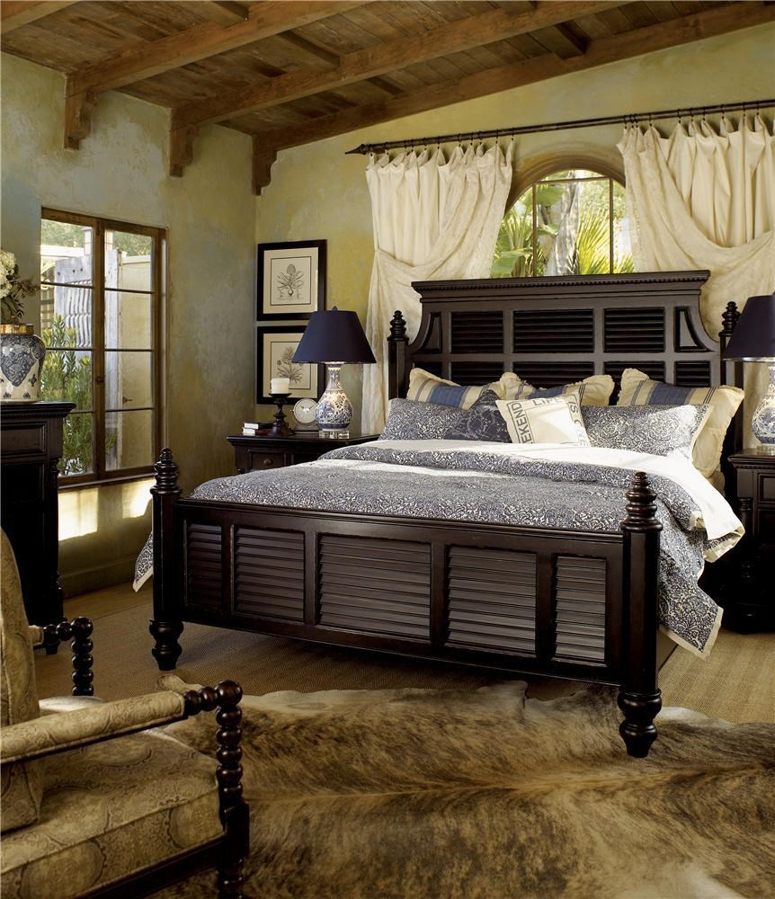 Kingstown leather by Tommy Bahama Home  Baers