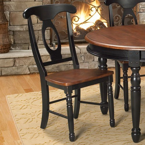 Two Tone Stained Furniture
