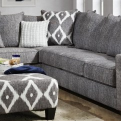 8642 Transitional Sectional Sofa With Chaise By Albany Braxton Culler Sleeper Prices Sofas 911 3 Seater Large Rolled ...