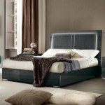 Versilia Modern King Bed