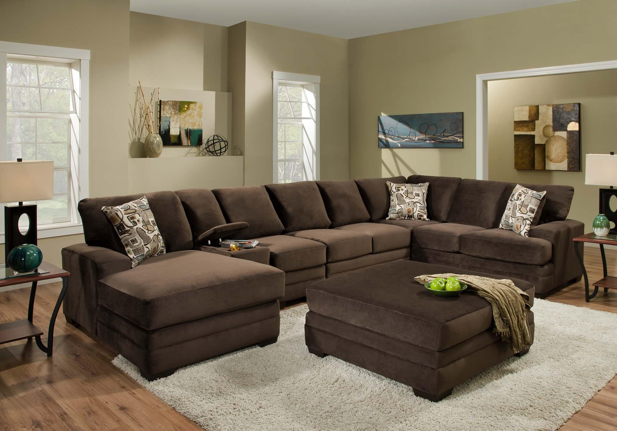 american furniture living room sectionals hotels with rooms 3500 sectional sofa chaise miskelly stationary group