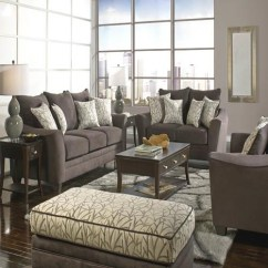 American Furniture Living Room Tables Ceiling Designs For Small 2016 3850 Stationary Group