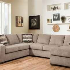 American Furniture Living Room Sectionals Round 5250 Sectional Sofa Seats 5 Prime Brothers
