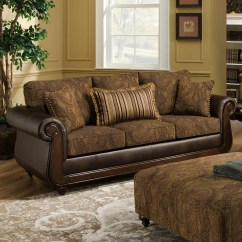 American Furniture Living Room Sectionals Grey Tile Ideas 5850 5853 6370 Sofa With Exposed Wood In Classic Style Beck S