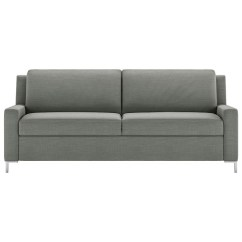 Twin Sofa Bed Leather End Of American Bryson Contemporary Queen Size Comfort Sleeper With Metal Legs