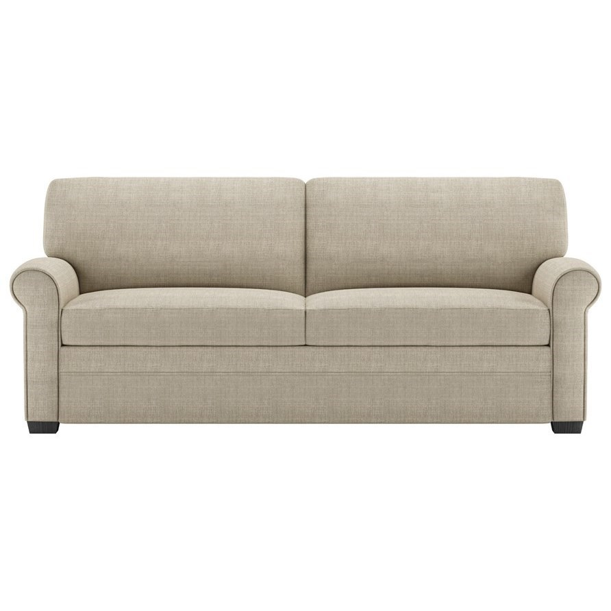 twin sofa bed leather rolf benz gebraucht verkaufen american gaines two seat queen size sleeper
