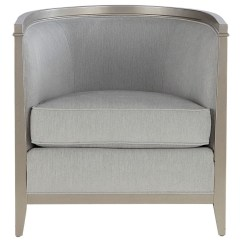 Barrel Back Chair Hanging Wicker A R T Furniture Inc Morgan With Fretwork Boulevard Home Furnishings Upholstered Chairs