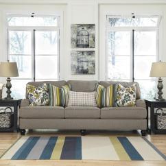 Ashley Hariston Sofa Review Axiom Leather Furniture Shitake With English Arms Shitakesofa