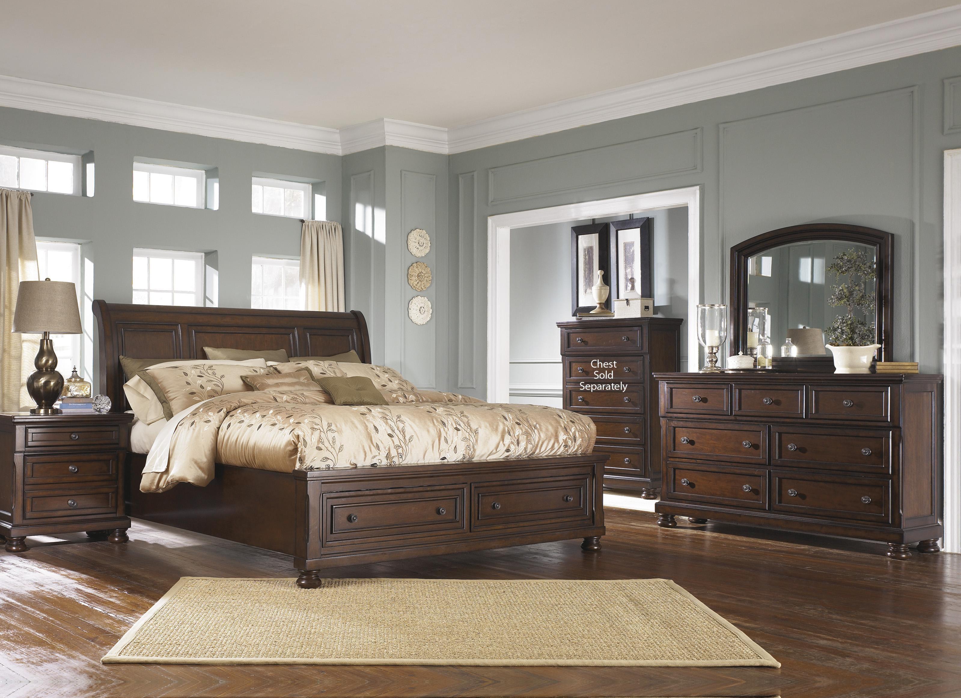 ashley furniture porter 14010500196900