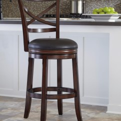 Tall Swivel Chair Target Table And Chairs Outdoor Millennium Porter Bar Height X Back Upholstered Barstool