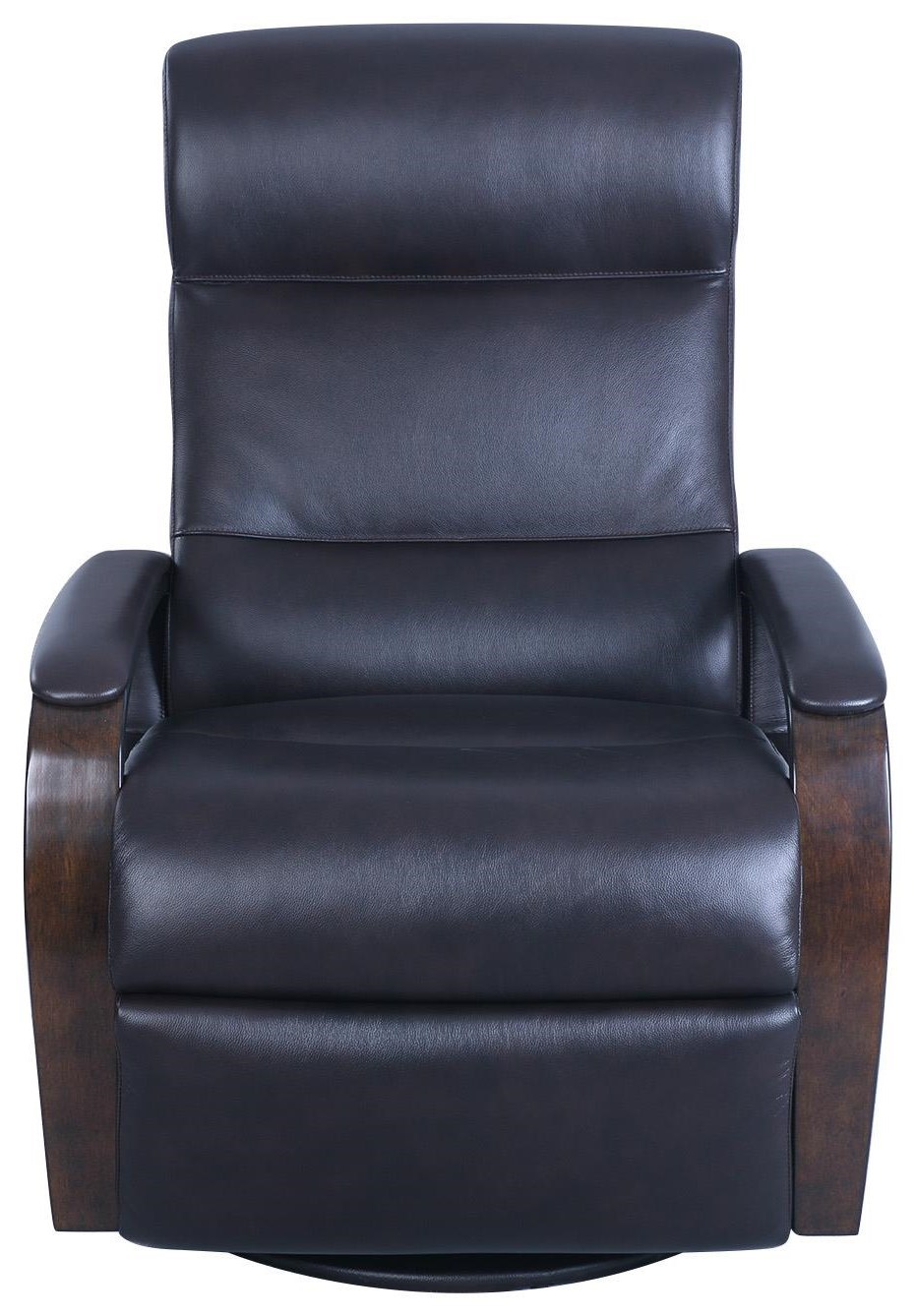 glider recliner chair chill out barcalounger carlos dobson chocolate power w swivel by