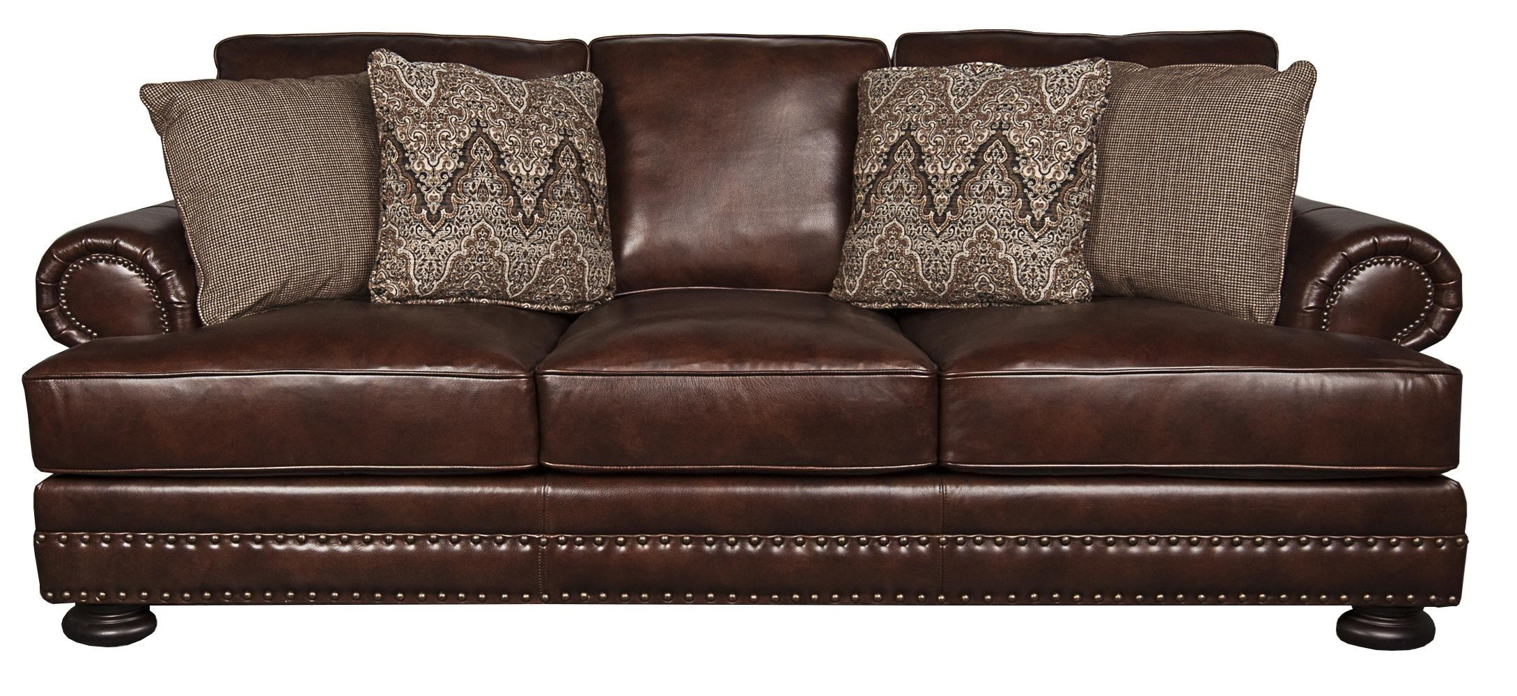 foster foster 100 leather sofa
