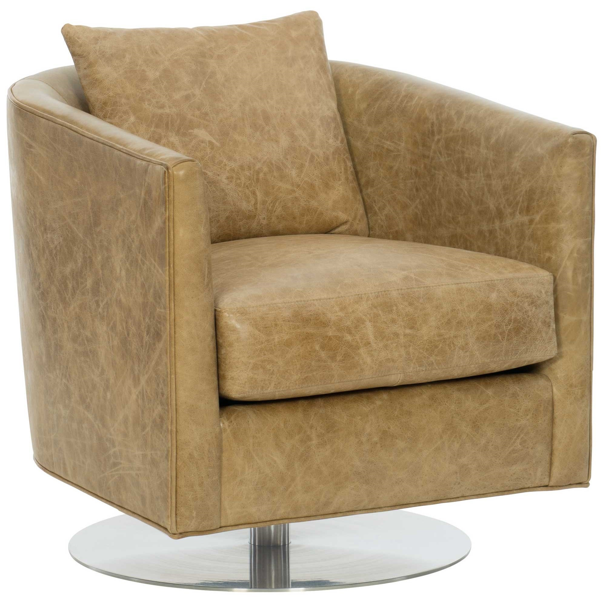 barrel swivel chairs upholstered wedding chair cover hire norfolk bernhardt malone contemporary sprintz maloneswivel