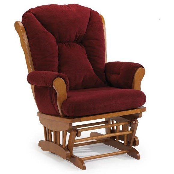 recliner vs chair with ottoman hanging egg stand best chairs storytime series glider rockers and ottomans manuel rocker wide seat by