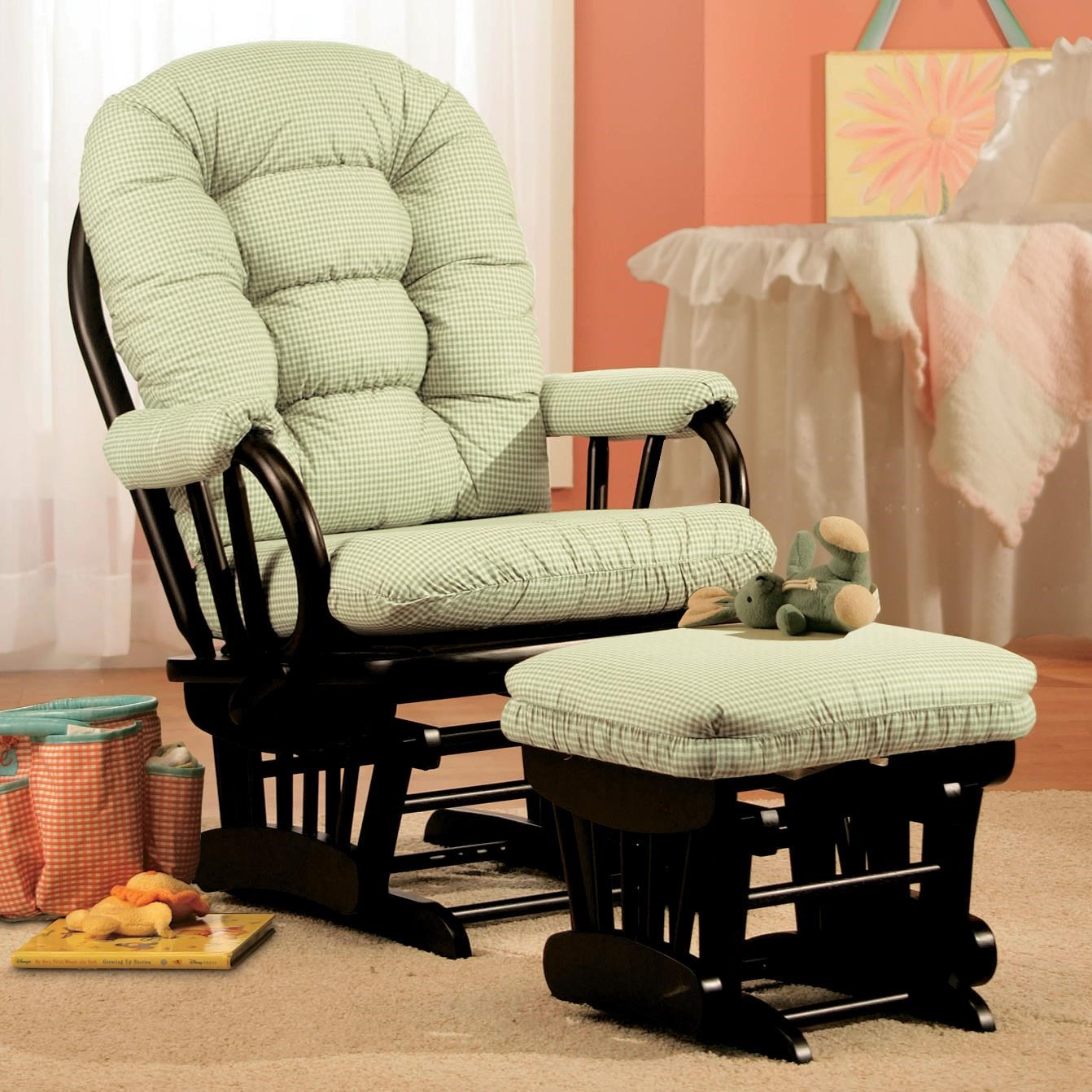 best chairs glider pottery barn manhattan chair storytime series rockers and ottomans ottomanssona ottoman set