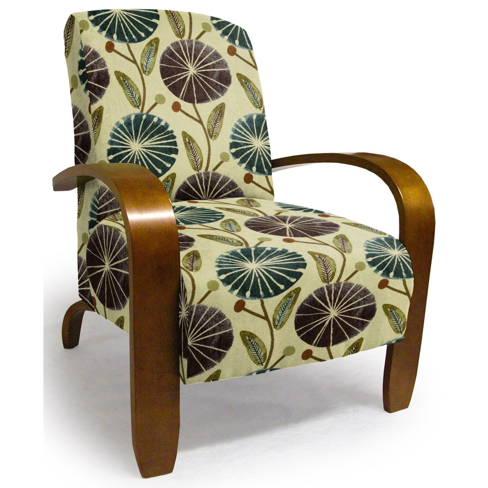 Rocking Accent Chairs Best Home Furnishings Accent Chairs Maravu Exposed Wood Accent