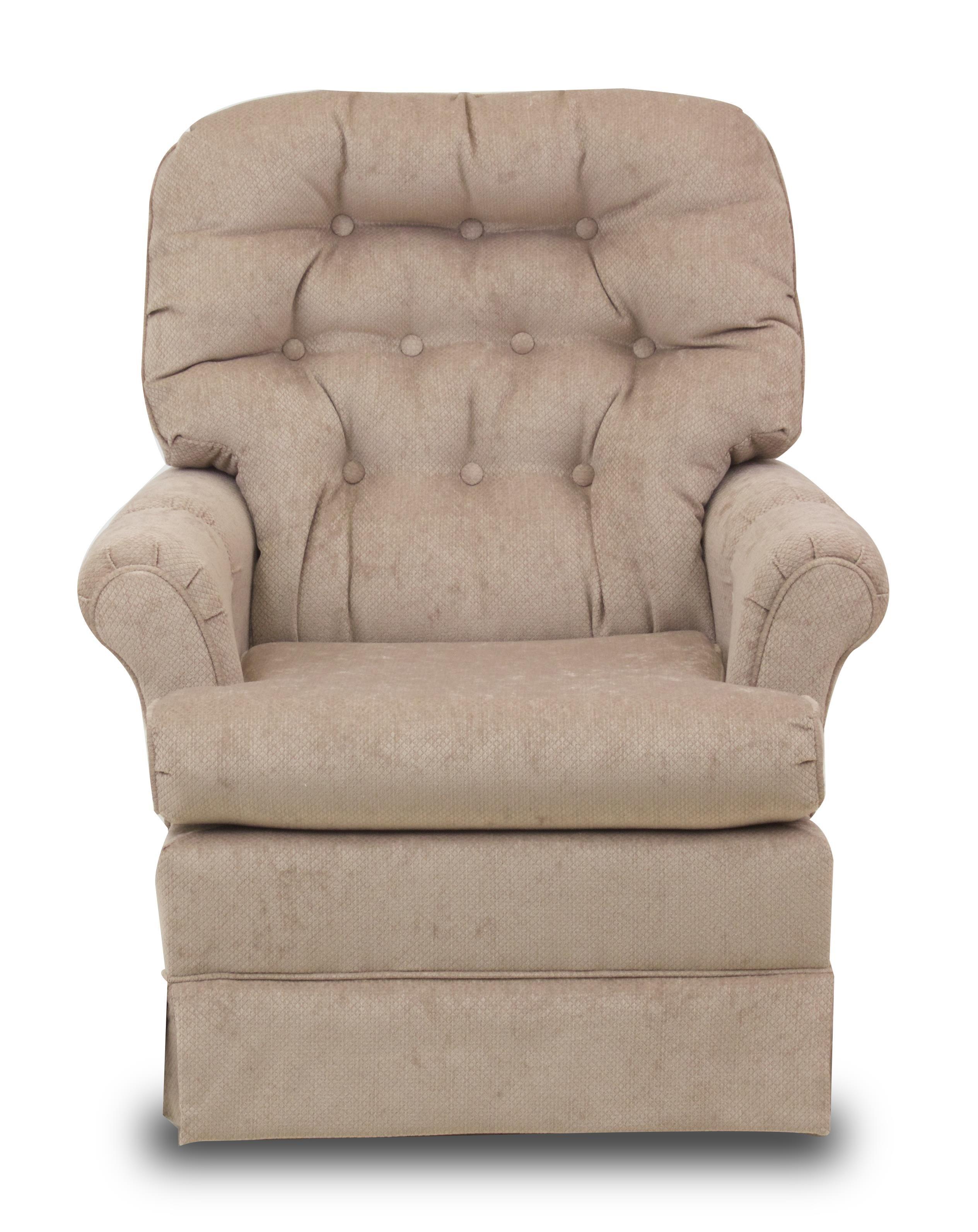 swivel upholstered chairs modern stacking glide marla rocker chair ruby gordon home