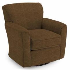 Swivel Arm Chairs Swing Chair Kijiji Best Home Furnishings Glide Kaylee Barrel