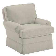 Best Chairs Glider Tulip Chair Cushion Replacement Home Furnishings Kamilla Swivel With Skirted Base