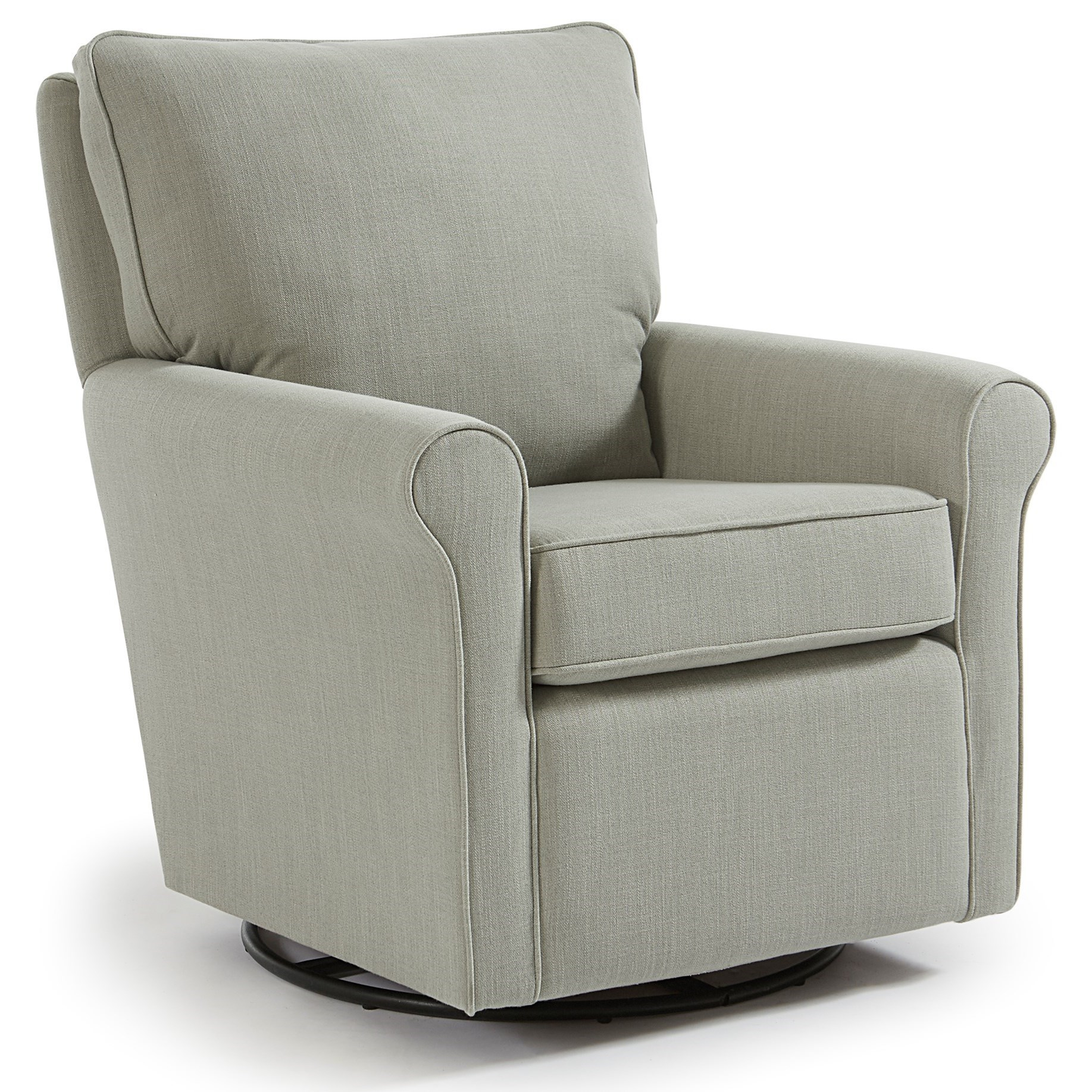 Storytime Chair Kacey Casual Swivel Glider Chair By Best Home Furnishings At Wayside Furniture