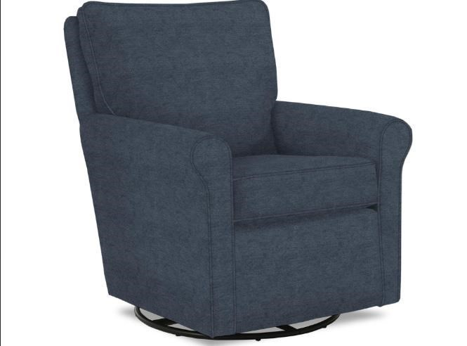 Storytime Chair Kacey Casual Swivel Glider Chair By Best Home Furnishings At Dunk Bright Furniture