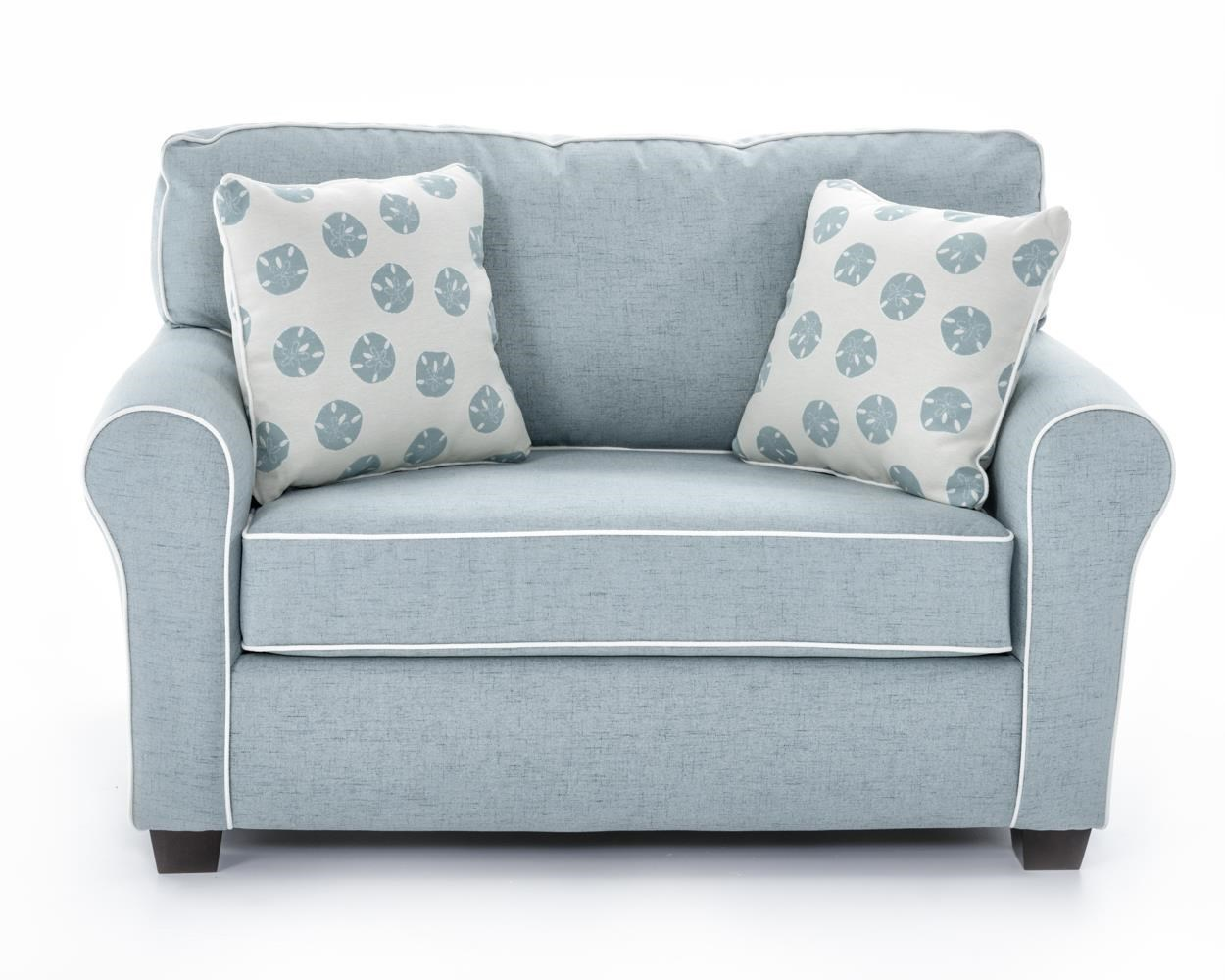 Sofa Sleeper Twin Zeth Crimson Queen Sofa Sleeper