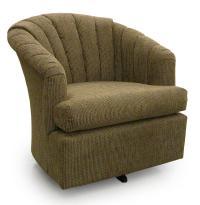 Best Home Furnishings Chairs - Swivel Barrel Elaine Swivel ...