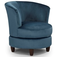 Best Home Furnishings Chairs - Swivel Barrel Palmona ...