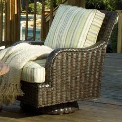 Outdoor Swivel Rocker Chair West Elm Rocking Braxton Culler Lake Geneva W Curved Arms Home Genevaswivel