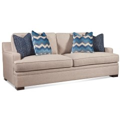 Sofa Bed With Innerspring Mattress Hideabed Air Braxton Culler Westchester 783 0157 Casual Track Arm 7