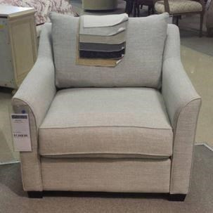 At Home Chairs Gene Casual Upholstered Chair By Brentwood Classics At Stoney Creek Furniture