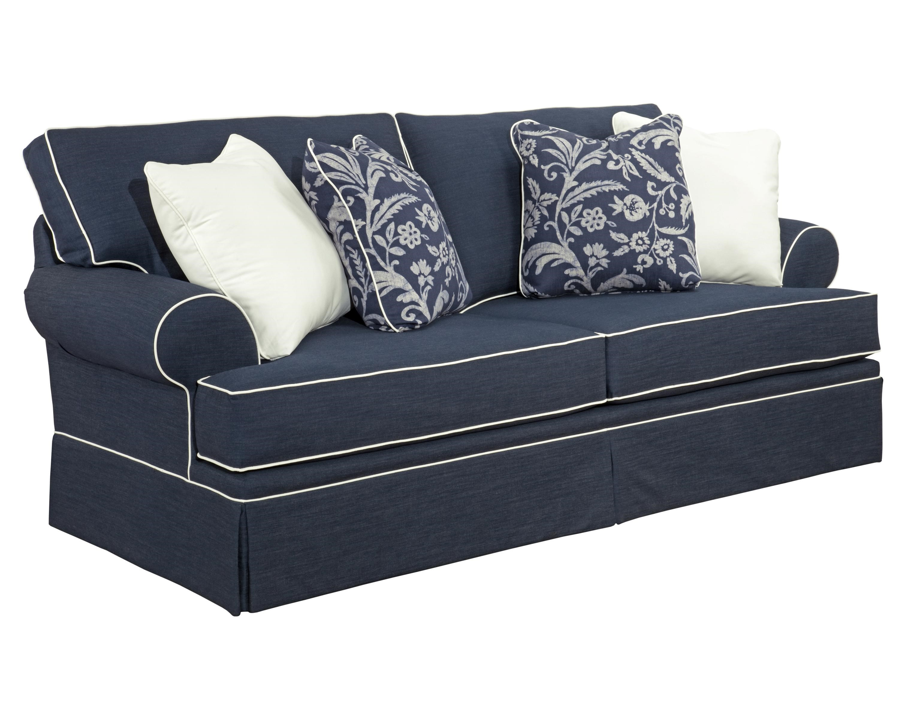 broyhill sleeper sofa andre high fashion home furniture emily queen irest westrich